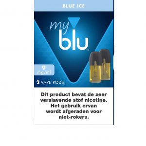 Blu Pods Blue Ice