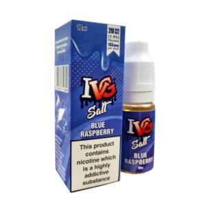 I VG Blue Raspberry Nic Salt