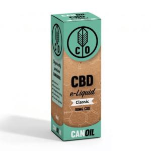 Canoil CBD E-liquid Classic 50MG CBD
