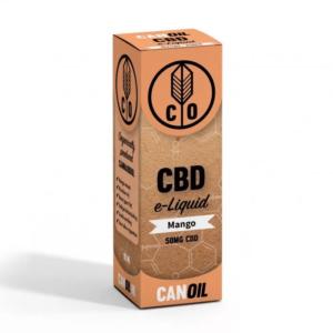Canoil CBD E-liquid Mango 100MG CBD