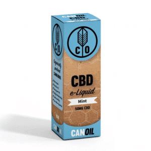 Canoil CBD E-liquid Mint 50MG CBD