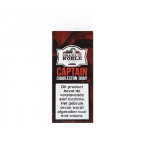 Charlie Noble Captain Charleston Gray 10ml