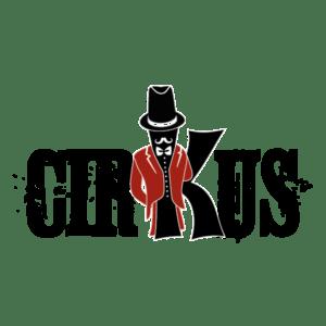 Cirkus e-liquid merk Logo