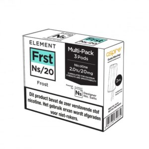 Element Frost NS20 POD 3x