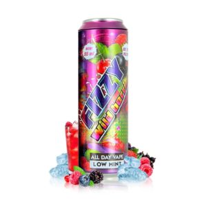 Fizzy Wildberries – 55ml