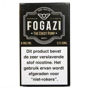 Fogazi | The Chest Pump 3 X 10ml