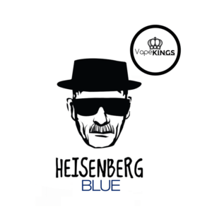 Vapekings heisenberg's blue E-LIQUID 10ML