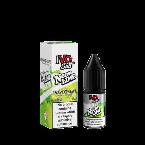 IVG Neon Lime Nic Salts
