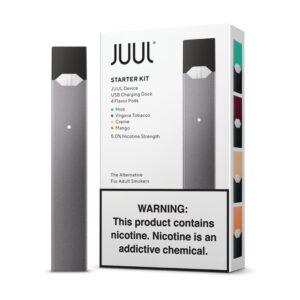 Juul pod e-sigaret set
