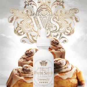 Kilo | White Series | Cinnamon Roll – 50ml