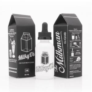 The Milkman Milky O's – 50ml