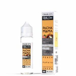 Pacha Mama Peach, Papaya, Coconut Cream – 50ml