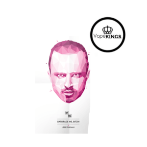 Vapekings Pinkman E-liquid 10ml
