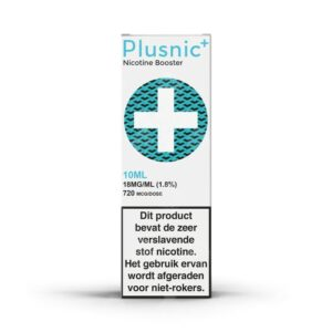 Plusnic+ Nicotine Booster 70VG/30PG