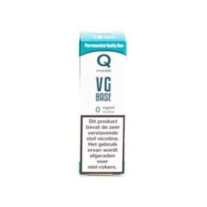 Qpharm nicotine booster 10ml 100%VG