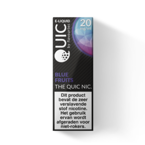 Quic Nic Salt Blue Fruits