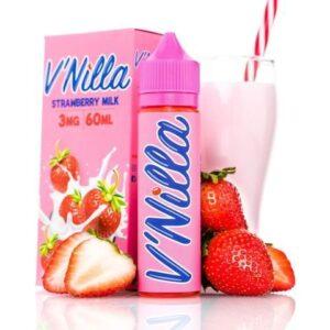 V'Nilla | Strawberry Milk | 50ML