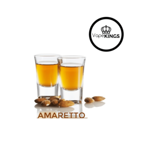 VAPEKINGS AMARETTO E-LIQUID 10ML