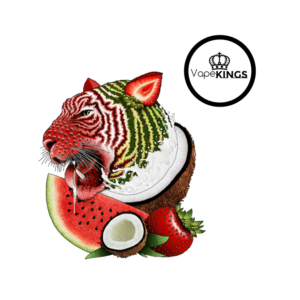 VAPEKINGS Tigers Blood E-LIQUID 10ML