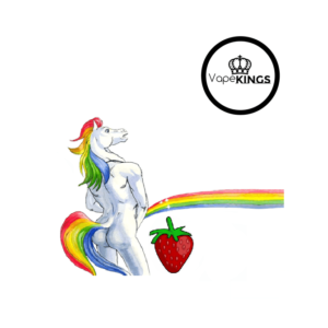 VAPEKINGS Unicorn Milk E-LIQUID 10ML