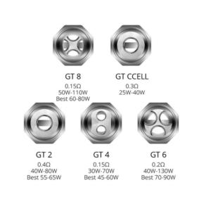 Vaporesso GT NRG Cascade Coils 3stuks