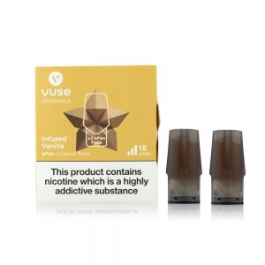 Vuse Epen3 pods infused vanilla