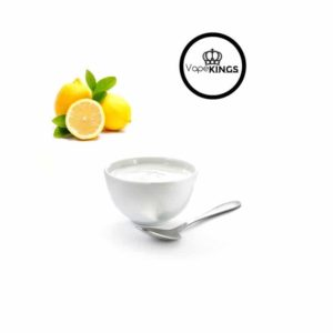 VAPEKINGS LEMON YOGHURT E-LIQUID 10ML