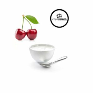 VAPEKINGS CHERRY YOGHURT E-LIQUID 10ML