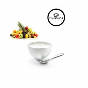 VAPEKINGS EXOTIC YOGHURT E-LIQUID 10ML